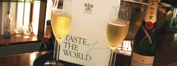 Relais & Châteaux Rendezvous, New Members, Trophies, Taste of the World & Rose